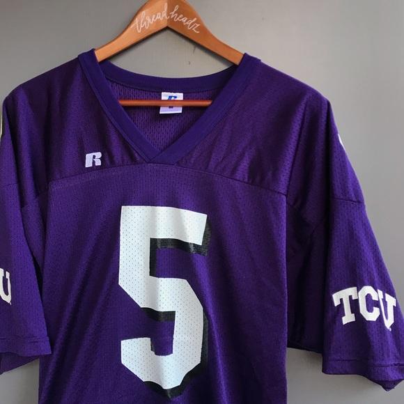 newest e4ad5 db359 LaDainian Tomlinson TCU College Football Jersey
